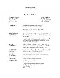 Special Education Teacher Resume Samples Best Solutions Of Special