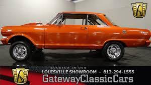 1963 Nova Gasser 1007 - YouTube