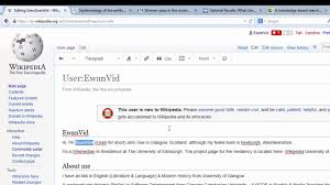 Photo Editor Wikipedia Editing Wikipedia Using Visual Editor Part 1 2 Adding Bold Italics