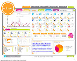 Social Media Marketing Dashboard Dashboards For Business