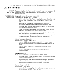 Account Representative Resume Sample Account Representative Resume RESUME 23