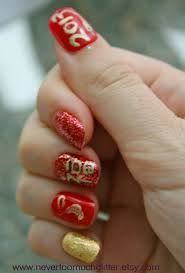 86 best Chinese New Year nail art images on Pinterest | Chinese ...