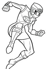 Mewarnai Power Rangers Coloring Pages Of Power Rangers Mewarnai
