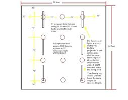 garage lighting layout diagram wiring plans for new garage