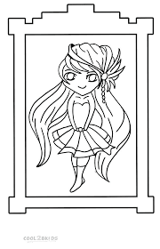 Anime Chibi Coloring Pages Anime Coloring Pages Cute Anime Chibi