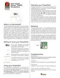 tsmpl user guide fh11 sdheat