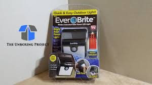 Ever Brite Lights Reviews Bright Enough To Light Up The Backyard Ever Brite Solar Light Real World Review