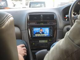 tv in car. incartv tv in car r
