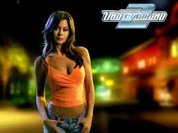 Need for speed underground 2 girl