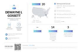 Dewayne L Gossett, (816) 561-7473, 706 Vinings Crst SE, Smyrna, GA ...
