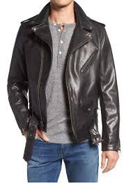 leather moto jacket for men 2