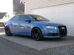 2008 Audi RS 4 Specs and Photos | StrongAuto
