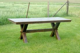 Indoor Picnic Style Dining Table Picnic Table Dining Table Dining Room Table Rustic Dining Tables