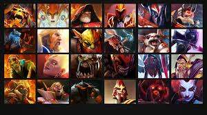 hero popularity in pro dota 2 6 81 vs 2014 as a whole 2p com