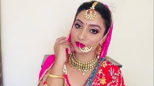 indian bridal makeup tutorial step by step in hindi sonya mehmi