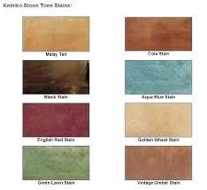 Kemiko Color Chart Acid Stain Color Chart Dealers Kemiko Concrete Makovice Info