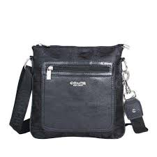 Attracitve Coach Bleecker Monogram Small Black Crossbody Bags DQD In Our  Shop Brings More Attentions To You.