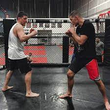 hermano: Nick Diaz vs Nate ...