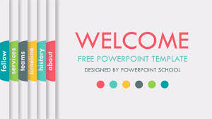 Free Powerpoint Background Templates Free Animated Powerpoint Slide Template Youtube