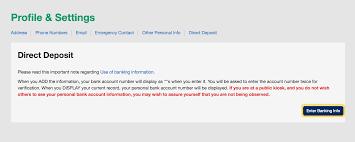 Direct Deposit Verification Direct Deposit Acorn Help