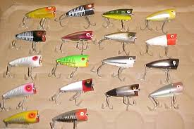 Heddon Lucky 13 Color Chart Joes Old Lures Hurricane Katrina Relief Auction Page 2
