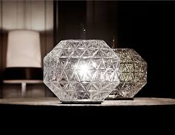 lighting treasures. Treasure Ta Contardi Italian Designer Table Lamp In Crystal Lighting Treasures Democraciaejustica