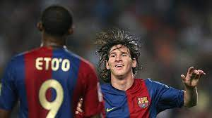 He played with me' - Samuel Eto'o shuts ...