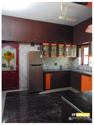 modern kitchen design kerala