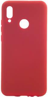 Чехол <b>BoraSCO Hard Case</b> Samsung Galaxy A40 Красный купить ...
