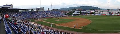 Nyseg Stadium Binghamton Rumble Ponies