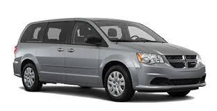 2017 Chrysler Pacifica Vs 2017 Dodge Grand Caravan Warner