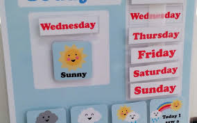Weather Chart Printable Kids Weather Chart Free Printable Creative Little Parties