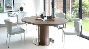 large round dining table modern design what size in tables ideas 14 round dining table modern