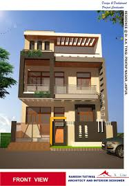 Indian Architecture Design Of Small Houses