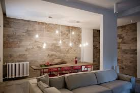 bare bulb lighting. Hanging Light Bulbs Living Room Contemporary With Beige Sectional Sofa Bare Bulb Lighting