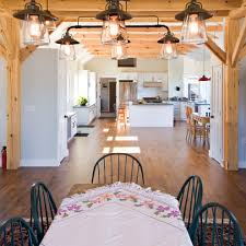 image of nice farmhouse lighting fixtures