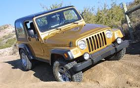 2005 Jeep Wrangler - Information and photos - ZombieDrive