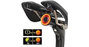Refly Xlite100 Intelligent Bike Tail <b>Light</b>,<b>USB Charging LED</b> ...