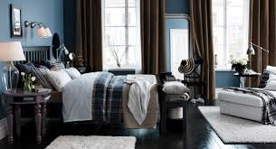Blue And White Bedrooms White Blue Brown Bedroom