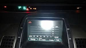 Problem Light Prius 2007 Red Triangle But Runs Fine Prius