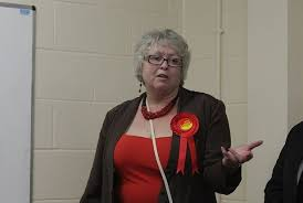 Councillor caught on camera apparently playing Solitaire on her ...