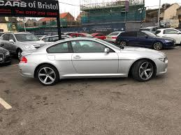 Coupe Series bmw 650i coupe for sale : Used Silver BMW 650i for Sale | Gloucestershire