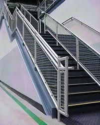 Modern Handrail aluminum handrail design unique hardscape design modern 4486 by xevi.us