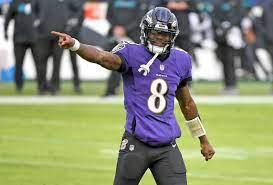NFL Season Prop: Lamar Jackson ...