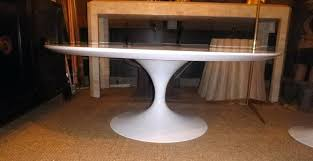 saarinen round coffee table tulip coffee table by for knoll to signed saarinen coffee table toronto
