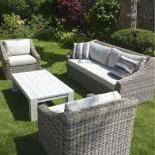 Best Salon De Jardin Gili Blanc Images Amazing House Design