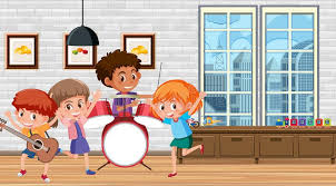 Our kids clip art resources can be commercial used daily update images over millions of images. Kids Music Clip Art Stock Illustrations 895 Kids Music Clip Art Stock Illustrations Vectors Clipart Dreamstime