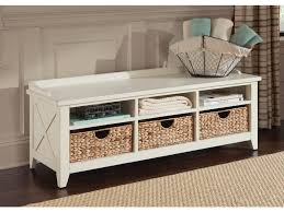 Storage Benches For Living Room Liberty Furniture Living Room Cubby Storage Bench 282 Ot47 Stahl