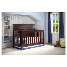 simmons easy side crib. simmons kids slumbertime rowen 4-in-1 convertible crib easy side o