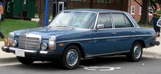 Mercedes-Benz 240D - Information and photos - MOMENTcar